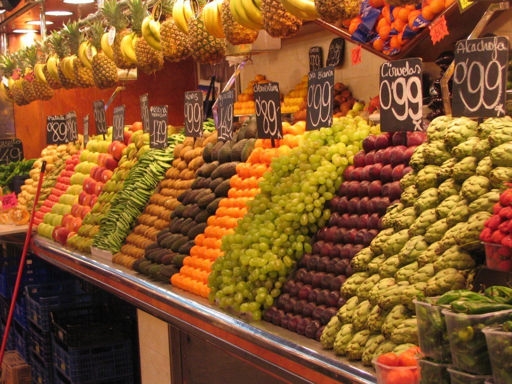 Mercado do Bolhão Porto