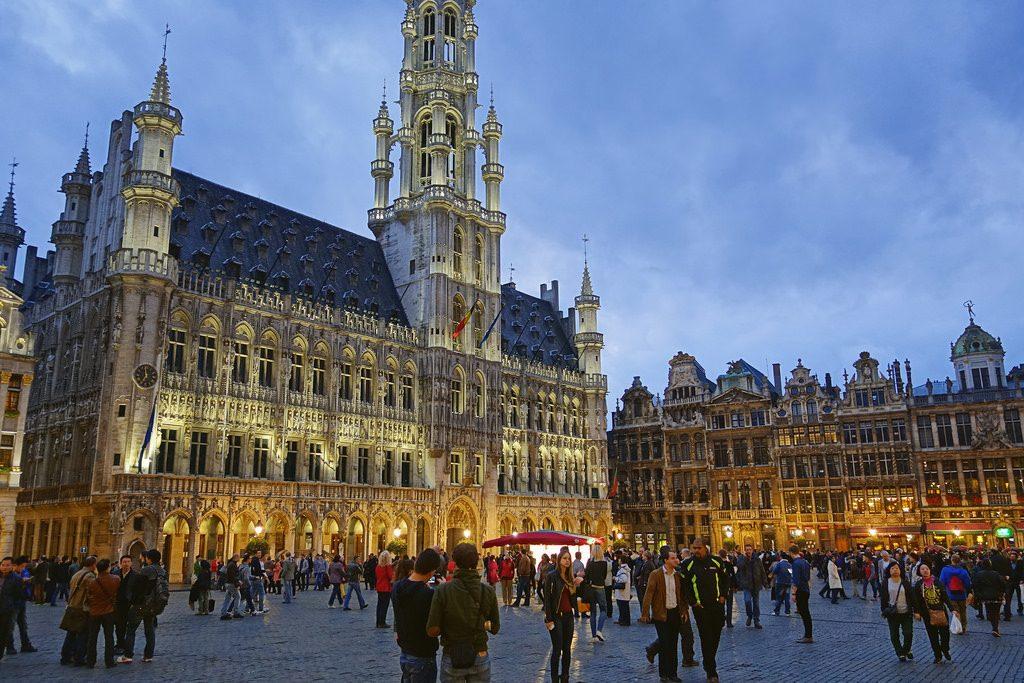cosa vedere a Bruxelles. Grand Place