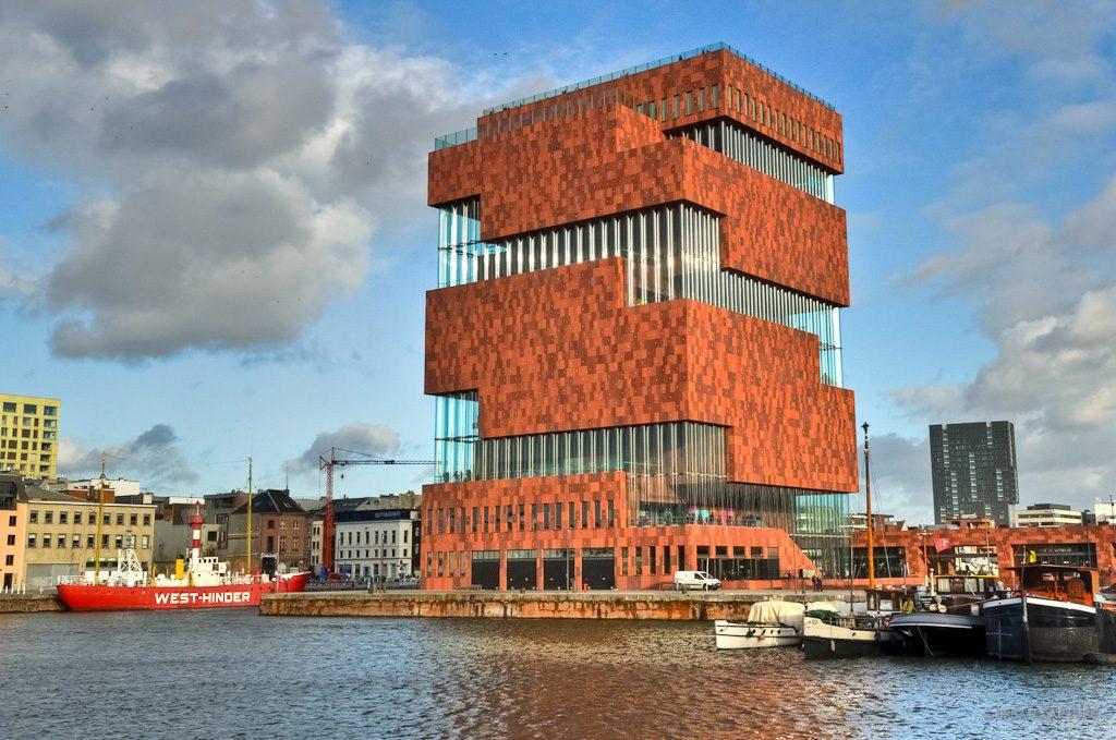 cosa vedere ad anversa Museum MAS, Antwerp, Belgium