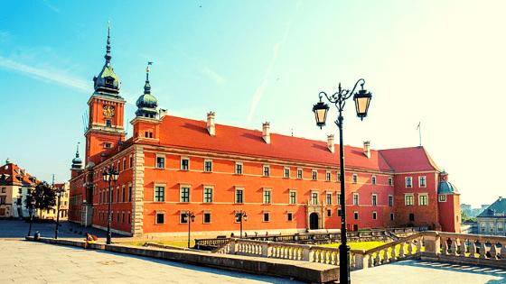 cosa vedere a varsavia - il castello reale