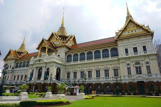 Cosa vedere a Bangkok - Palazzo Reale
