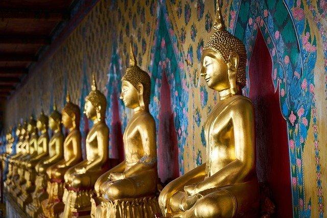 Cosa vedere a Bangkok - Templi di Bangkok