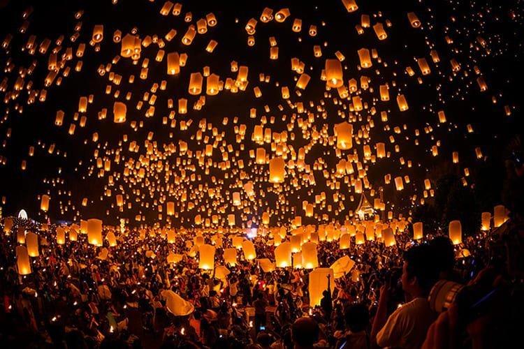 Viaggiare in Thailandia: festival ed eventi