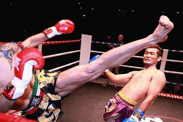 cosa vedere a Bangkok incontro di Muay Thai