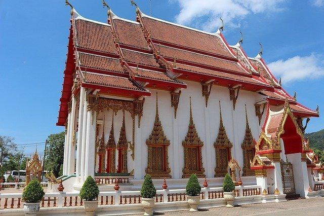 Cosa vedere a Phuket Wat Chalong