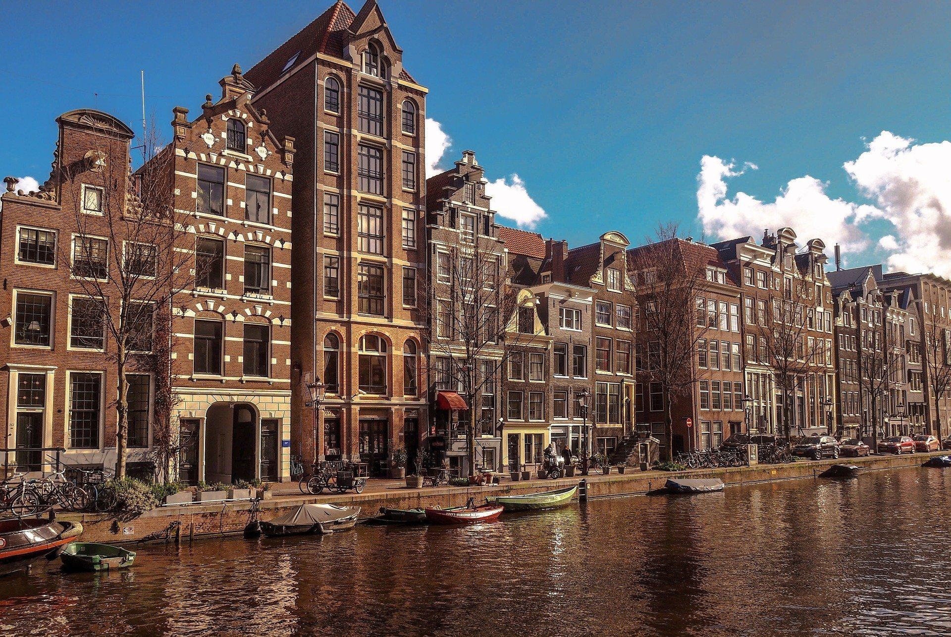 Dove dormire ad Amsterdam [MIGLIORI QUARTIERI + HOTEL ...