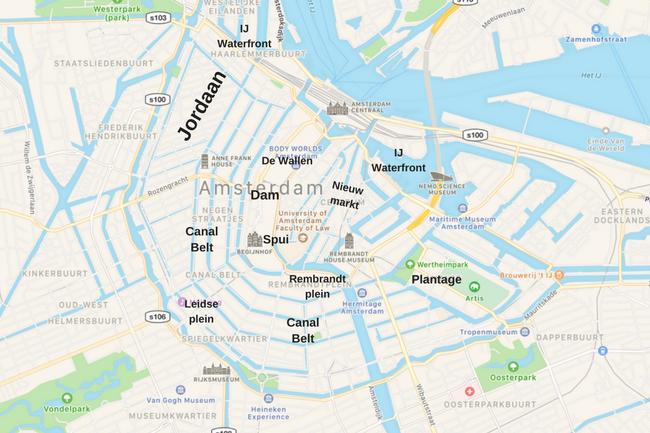 Dove dormire ad amsterdam migliori quartieri hotel for Soggiornare ad amsterdam