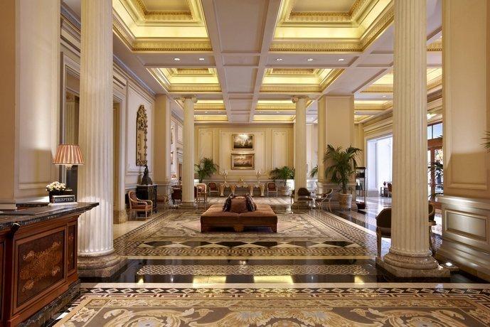 dove dormire ad Atene Hotel King George - One More Trip