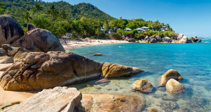 Crystal Beach Koh Samui