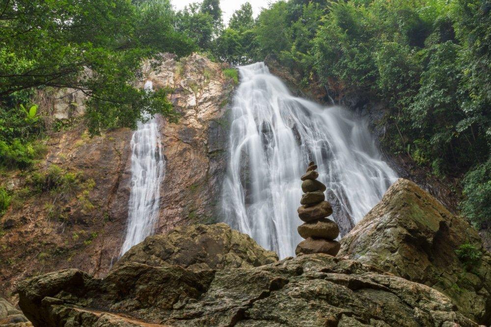 cascate Koh Samui