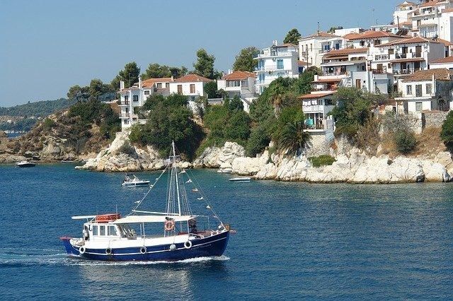 escursioni in barca Skiathos