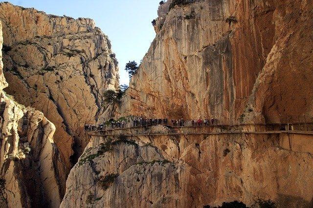 itinerario andalusia malaga