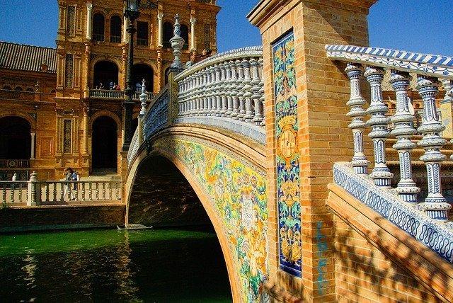 itinerario andalusia siviglia