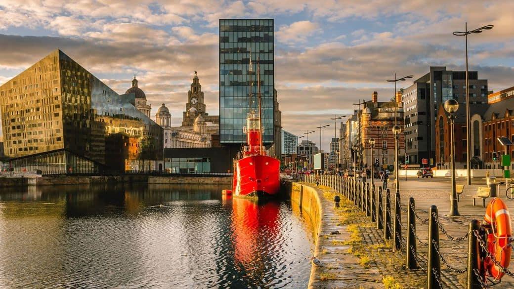dove dormire a Liverpool