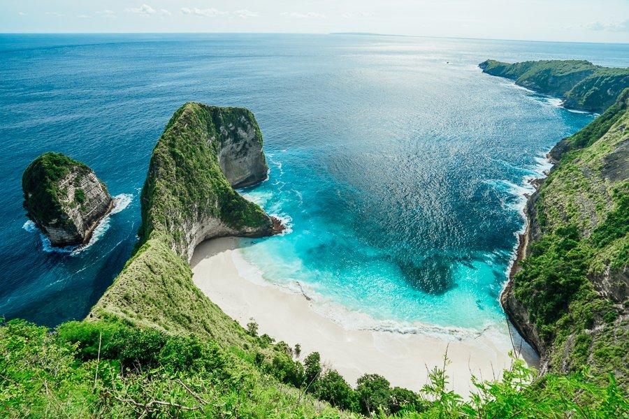 itinerario bali Nusa Penida