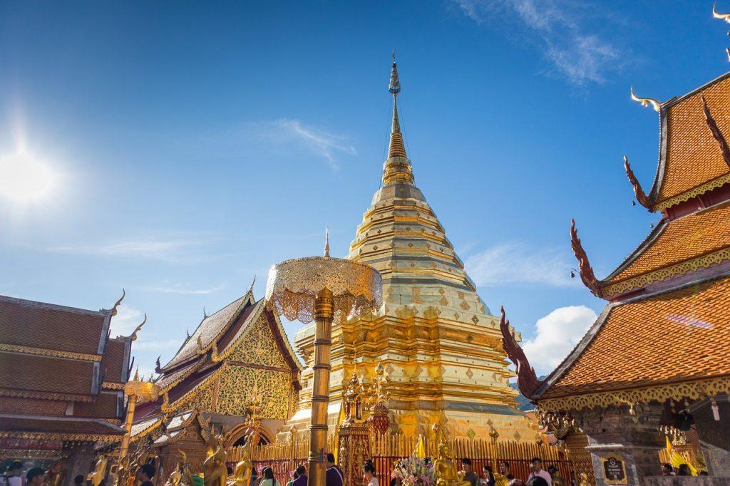 zone migliori per alloggiare a Chiang Mai