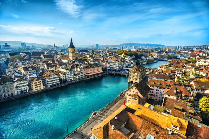 dove dormire a Zurigo