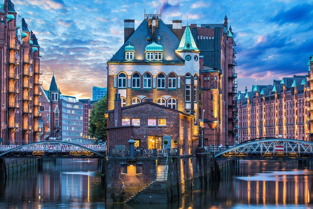 dove dormire ad Amburgo