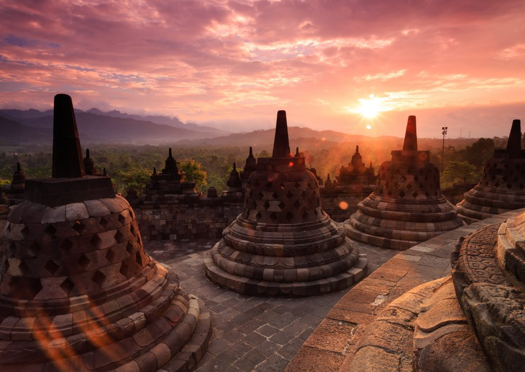 itinerario indonesia