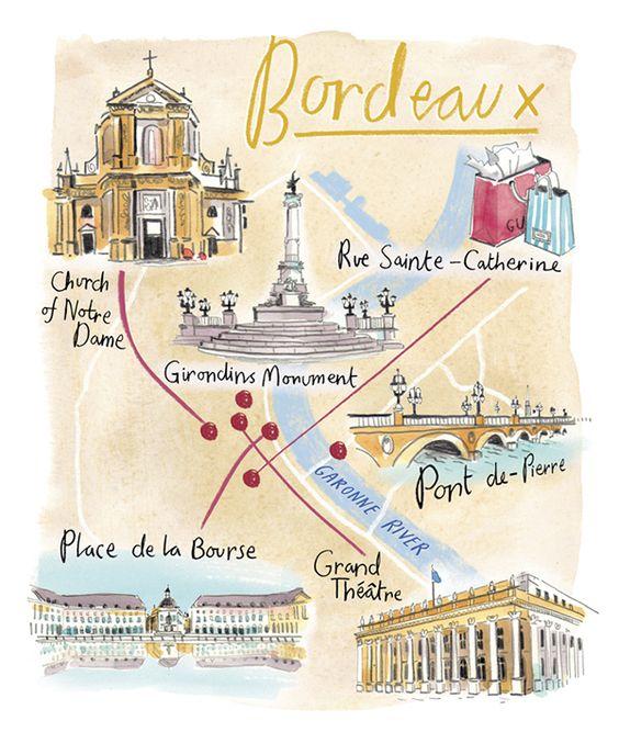 zone migliori per dormire a Bordeaux