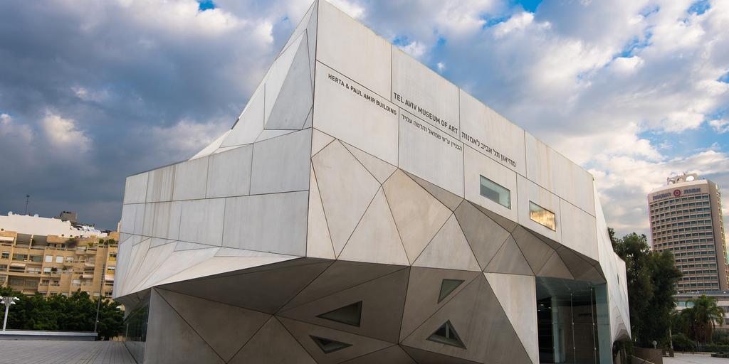 museo d'arte Tel Aviv