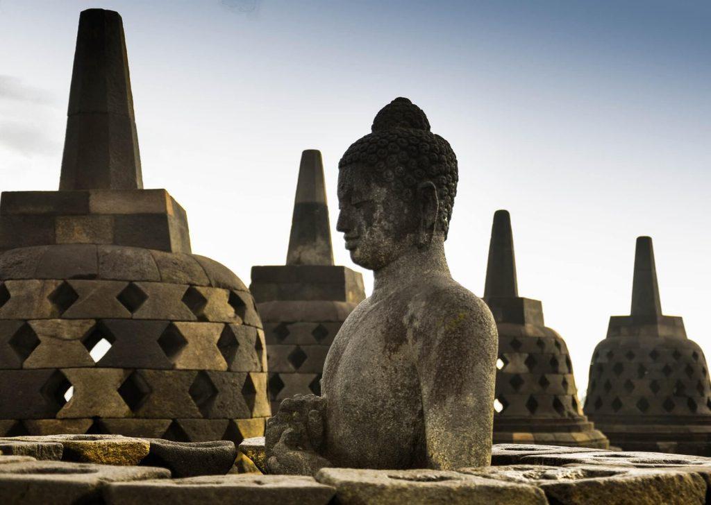 cosa vedere in Indonesia il tempio Borobudur