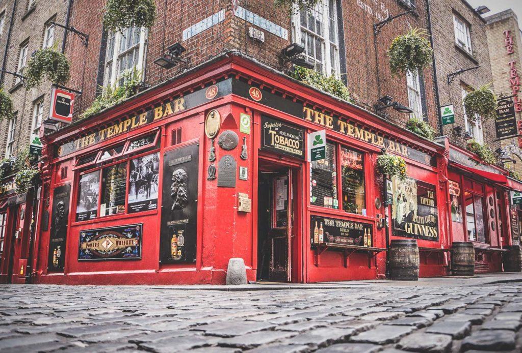 cosa vedere in Irlanda Dublino