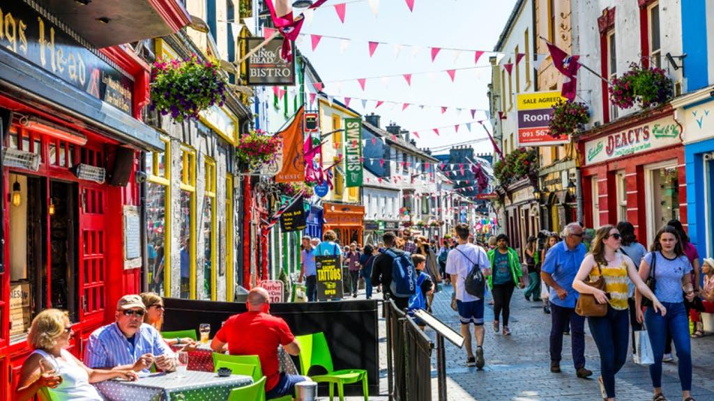 cosa vedere in Irlanda Galway