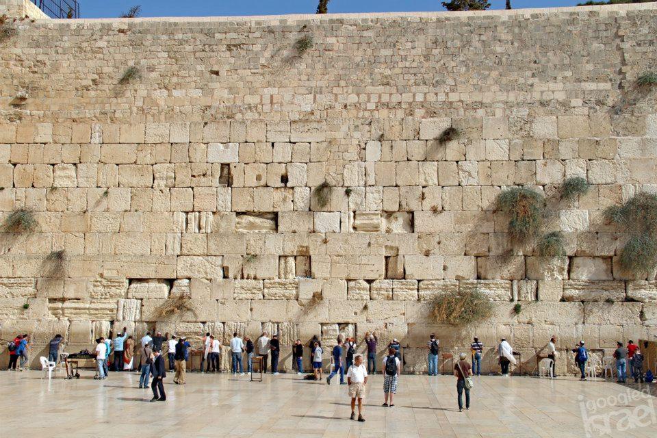 muro del pianto israele