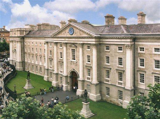 Cosa vedere a Dublino Trinity College