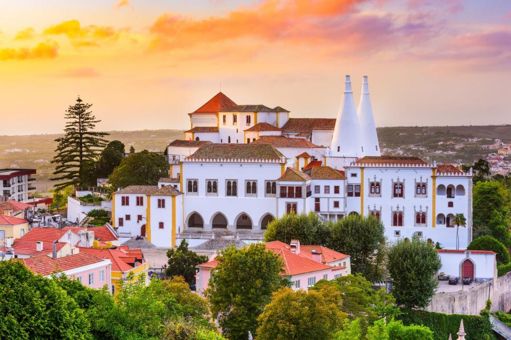 Palacio National di Sintra