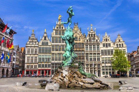 dove dormire ad Anversa