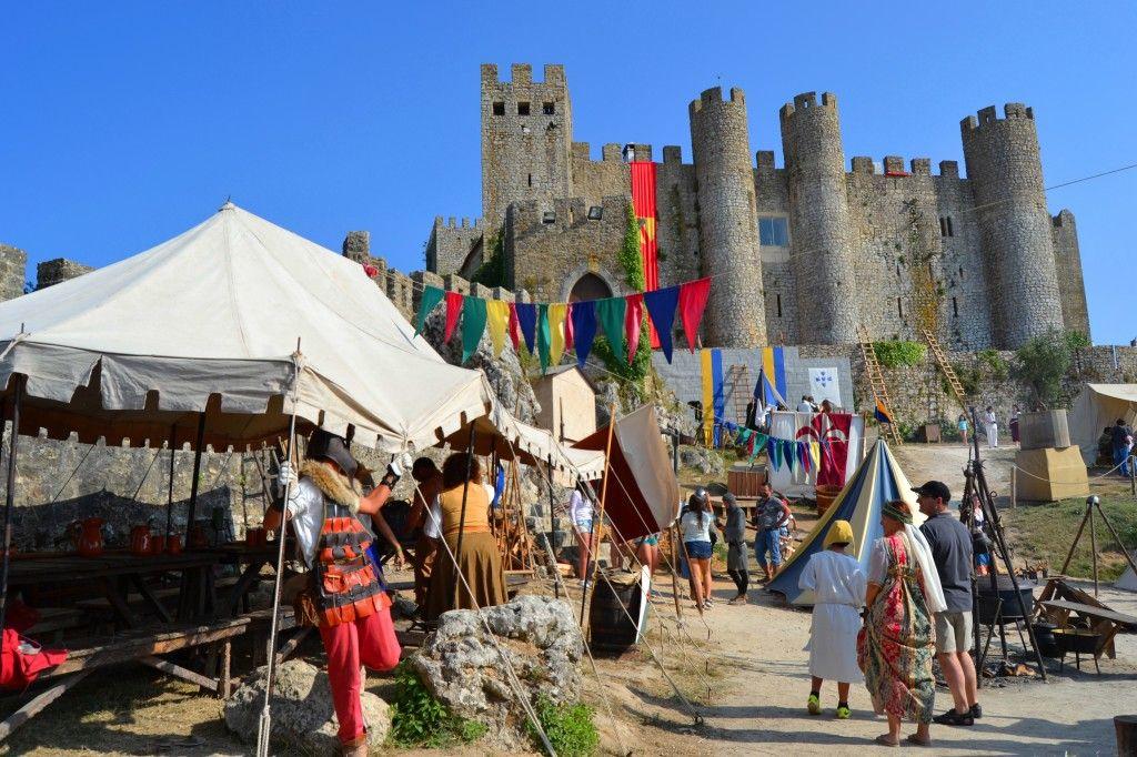 mercato medievale obidos