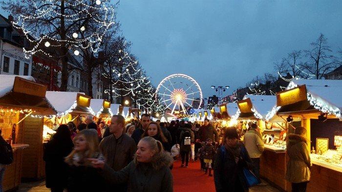 mercatini di Natale Belgio