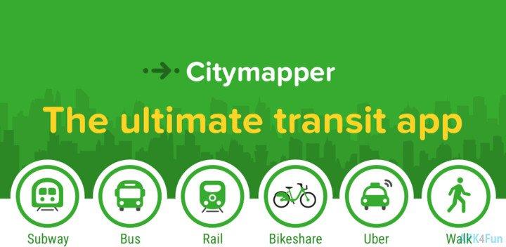 city mapper