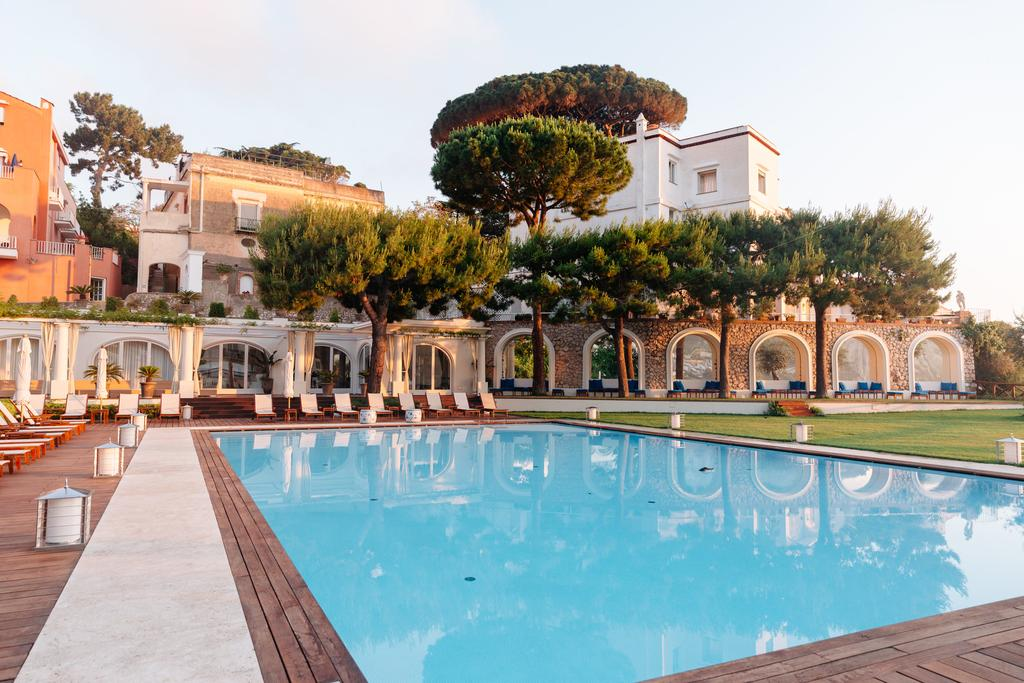 hotel consigliati a Capri