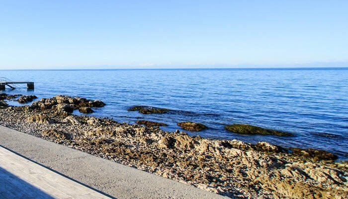 Spiaggia di Svetilnik