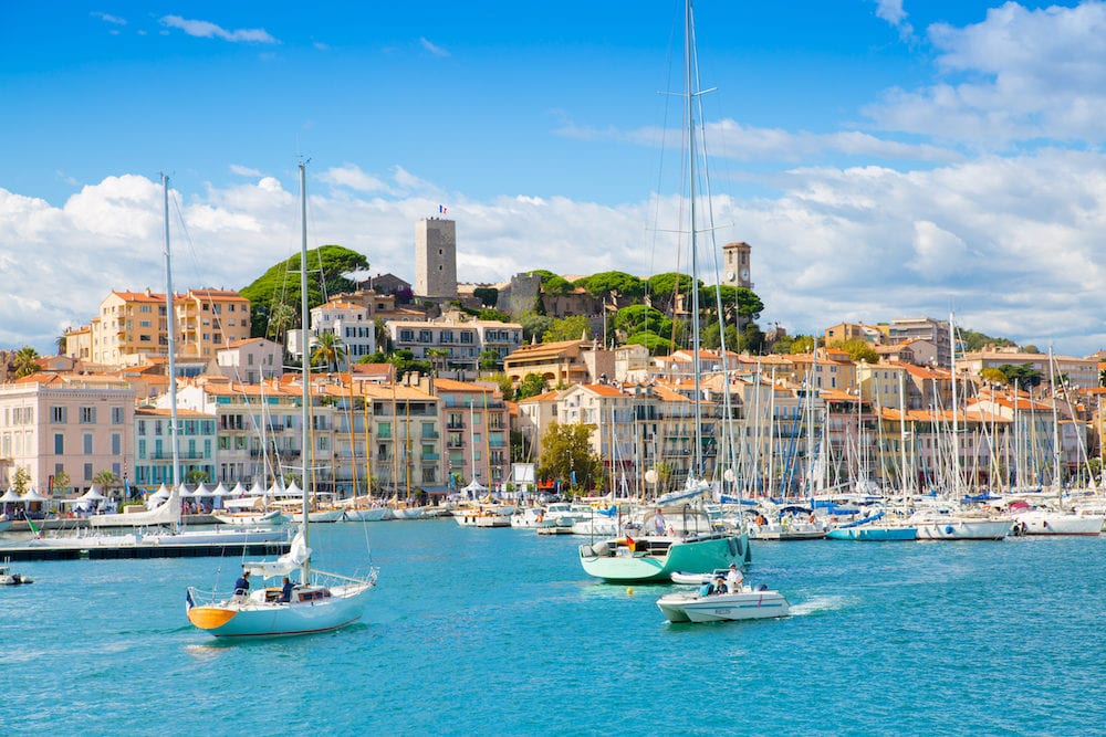 dove dormire a Cannes