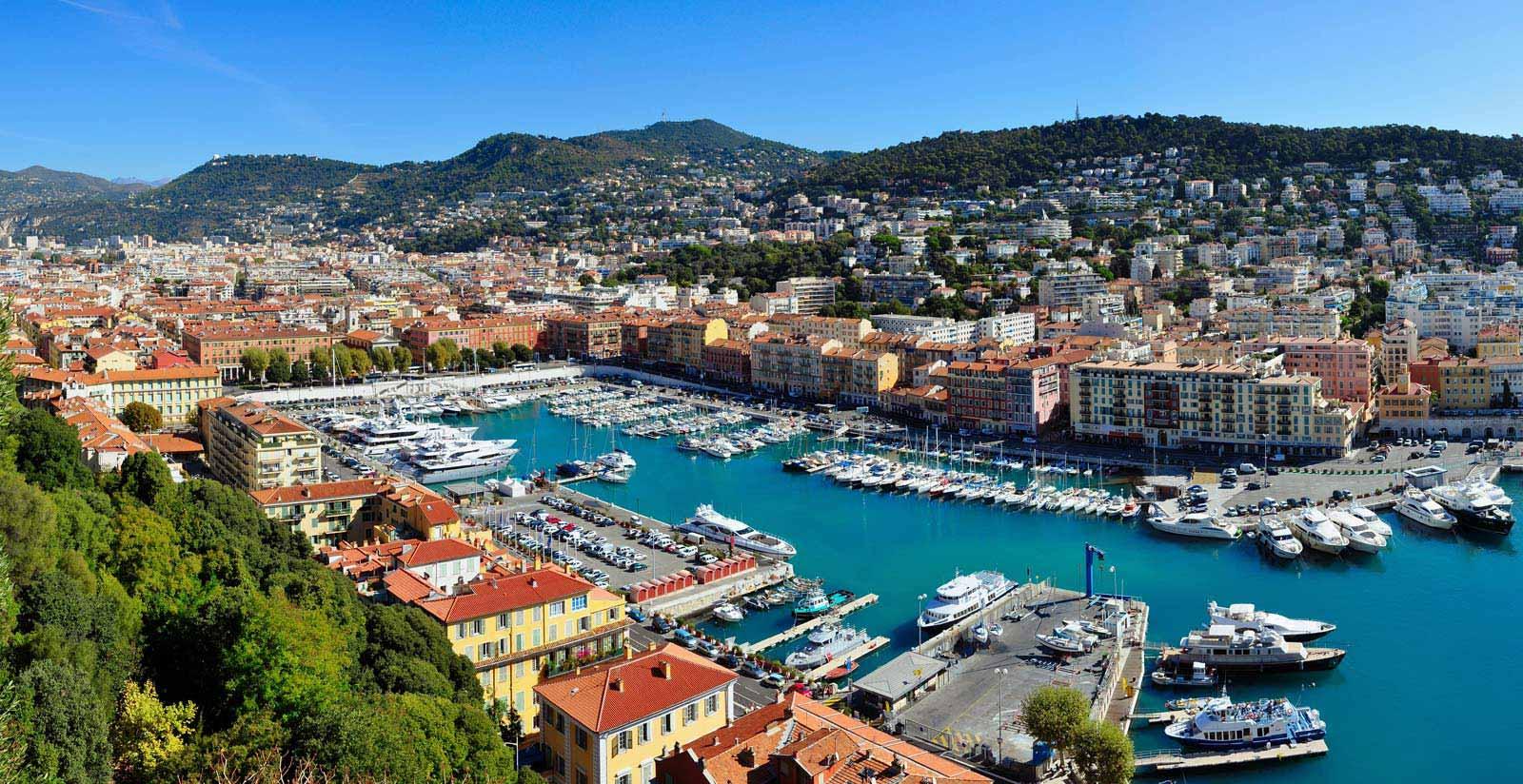 dove dormire a Nizza