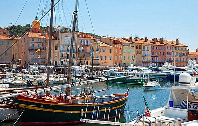 dove dormire a Saint Tropez