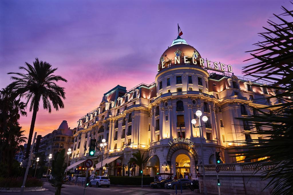 hotel consigliati a Nizza