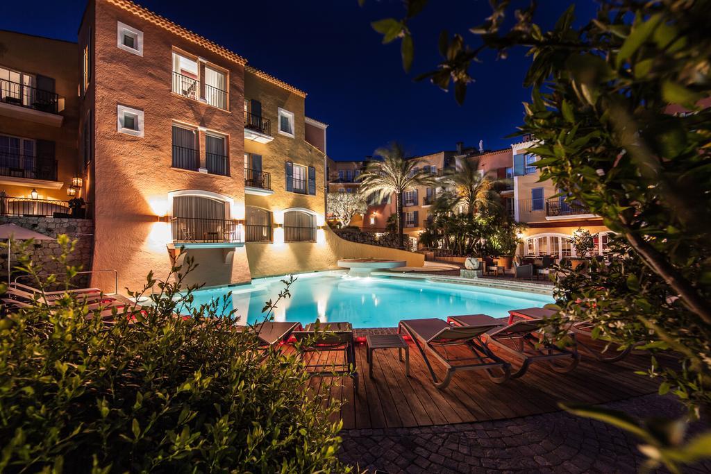 hotel di lusso a Saint Tropez